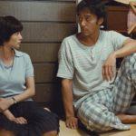 Ancora dialoghi intimi durante Ritratto di famiglia con tempesta di Hirokazu Kore-eda (Umi yori mo mada fukaku, Giappone 2016)