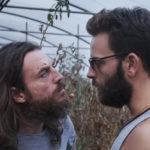 Mirko Frezza e Alessandro Borghi in un momento de Il più grande sogno di Michele Vannucci (Italia, 2016)