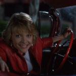 Ancora una radiosa Michelle Pfeiffer durante Tutto in una notte di John Landis (Into the Night, USA 1985)