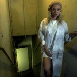 Chloe Sevigny in un momento della serie televisiva American Horror Story (USA, 2011-2016)
