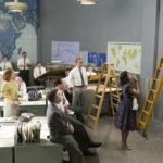 NASA al lavoro durante Il diritto di contare di Thoedore Melfi (Hidden Figures, USA 2016)