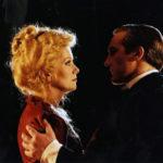 Catherine Deneuve e Gérard Depardieu in un momento de L'ultimo metrò di François Truffaut (Le dernier métro, Francia 1980)