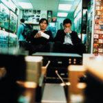 Momento di stasi durante Infernal Affairs di Alan Mak e Andrew Lau (Mou gaan dou, Hong Kong 2002)