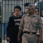 Ambientazione carceraria in Jailbreak di Jimmy Henderson (Cambogia, 2017)