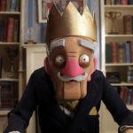 Un'immagine tratta dal cortometraggio d'animazione Second to None di Vincent Gallagher (Irlanda, 2016)