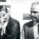 Ancora Brendan Gleeson con Jon Voight in un'immagine tratta da The General di John Boorman (Irlanda, UK 1998)