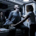 Momenti orrorifici durante Alien: Covenant di Ridley Scott (USA, UK, Australia, Nuova Zelanda 2017)