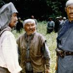 Un'altra immagine tratta da Dersu Uzala di Akira Kurosawa (Giappone, URSS 1975)