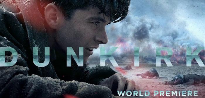 Dunkirk, racconto di una première