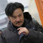 Una recente immagine del cineasta nipponico Kiyoshi Kurosawa.