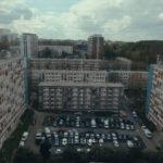 Veduta urbana in Les Misérables di Ladj Ly (Francia, 2017)