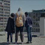 Ancora immagini urbane nel corto Les Misérables di Ladj Ly (Francia, 2017)