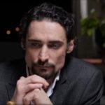 Marco Cocci in un momento del corto InterNos Le Courtmétrage di Roberto Pantano (Italia, 2016)