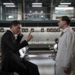 Michael Shannon, cattivissimo scienziato in The Shape of Water di Guillermo del Toro (USA, 2017)