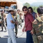 Momenti di difficoltà per Tom Cruise durante Barry Seal, una storia americana di Doug Liman, (American Made, USA, 2017)