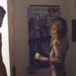 Filippo Quintini e Nayaly Beck's in un momento del corto Esseri di stelle di Adriano Giotti (Italia, 2016)