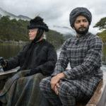 Judi Dench e Ali Fazal, protagonisti di Vittoria e Abdul di Stephen Frears (Victoria & Abdul, UK, USA 2017)