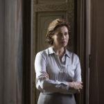 Emmanuelle Devos, protagonista femminile di Dove non ho mai abitato di Paolo Franchi (Italia, 2017)