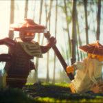 Combattimenti all'arma bianca in LEGO Ninjago - Il film di Charlie Bean, Paul Fisher, Bob Logan (USA, Danimarca 2017)