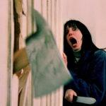 Shelley Duvall terrorizzata durante Shining di Stanley Kubrick (The Shining, UK, USA 1980)