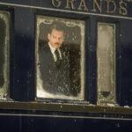 Johnny Depp sul treno in Assassinio sull'Orient Express di Kenneth Branagh (Murder on Orient Express, USA 2017)