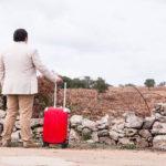 Un'evocativa immagine tratta dal cortometraggio Fuecu e Cirasi di Romeo Conte (Italia, 2017)