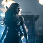 Gal Gadot è la splendida amazzone Wonder Woman in Justice League di Zack Snyder (USA, 2017)