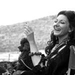 Un'immagine d'epoca per la protagonista di Maria By Callas: In Her Own Words di Tom Volf (Francia, 2017)