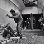 Un'altra immagine della lavorazione del cortometraggio diretto da Michele De Angelis Foto © Copyright - Patrizio Cipollini e Franco Lotterio