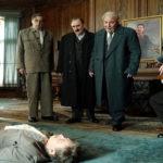 Stalin in cattive condizioni di salute durante Morto Stalin, se ne fa un altro di Armando Iannucci (The Death of Stalin, UK, Francia 2017)