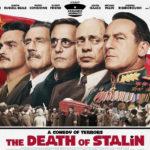 Un poster promozionale di Morto Stalin, se ne fa un altro di Armando Iannucci (The Death of Stalin, UK, Francia 2017)