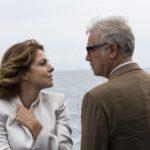 Claudia Gerini e Massimo Ghini, nel cast di A casa tutti bene di Gabriele Muccino (Italia, 2018)