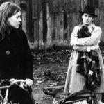 Anna Karina e Sami Frey in un momento di Bande à part di Jean-Luc Godard (Francia, 1964)