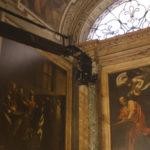 Un'immagine tratta dal documentario Caravaggio - L'anima e il sangue di Jesus Garces Lambert (Italia, 2018)