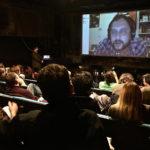 La presentazione romana del film con il regista Eryk Rocha in collegamento streaming.