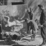 Preziosi dipinti in mano nazista durante Hitler contro Picasso e gli altri di Claudio Poli (Italia, Francia, Germania 2018)