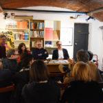 Un altro momento della presentazione a Milano