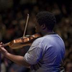 Al concerto finale ne La mélodie di Rachid Hami (Francia, 2017)