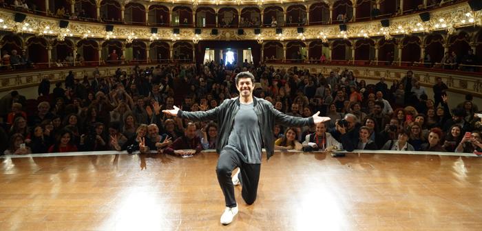 Masterclass con Pierfrancesco Favino