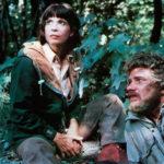 Talia Shire e Robert Foxworth in un momento di Profezia (Prophecy) di John Frankenheimer (USA, 1979)