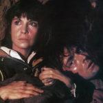 Ancora Talia Shire con Armand Assante in un momento di tregua di Profezia (Prophecy) di John Frankenheimer (USA, 1979)