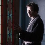 Mathieu Amalric, protagonista di Racconto di Natale di Arnaud Desplechin (Un conte de Noël, Francia 2008)
