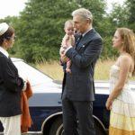 Diane Lane, Liam Neeson e Maika Monroe sono la famiglia Felt in The Silent Man di Peter Landesman (Mark Felt: The Man Who Brought Down the White House, USA 2017)