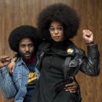"""Pantere Nere"" al potere durante BlacKkKlansman di Spike Lee (USA, 2018)"