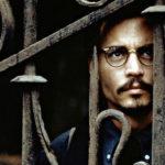 Johnny Depp, protagonista de La nona porta di Roman Polanski (The Ninth Gate, Francia, USA, Spagna 1999)