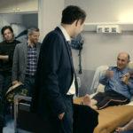Visita ospedaliera nel corso de L'arte della fuga di Brice Cauvin (Francia, 2014)