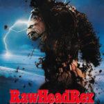 La locandina di Rawhead Rex di George Pavlou (UK, Irlanda, USA 1986)