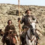 Adam Driver e Jonathan Pryce in un momento di The Man Who Killed Don Quixote di Terry Gilliam (UK, Spagna, Portogallo, Belgio 2018)