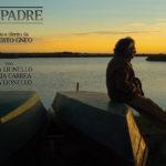 Un manifesto promozionale del cortometraggio Un padre di Roberto Gneo (Italia, 2017)