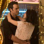 Justin Theroux e Mila Kunis amoreggiano in Il tuo ex non muore mai di Susanna Fogel (The Spy Who Dumped Me, USA 2018)